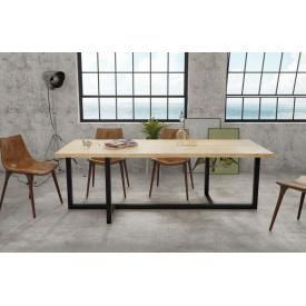 Стол обеденный GoodsMetall в стиле Лофт 1600х900х750 СТО87