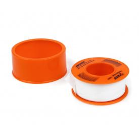 Фум лента Polax тефлоновая уплотнительная 15 м x 19 мм x 0,1 мм (52-002)