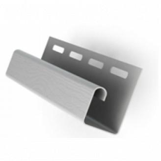 J-профіль білий карнизної підшивки Rainway