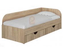 Ліжко Соня 2 без ящиків 80х190 Пехотін