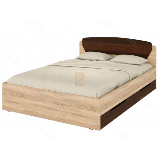 Ліжко з ящиками -140+4 Мілана Пехотін