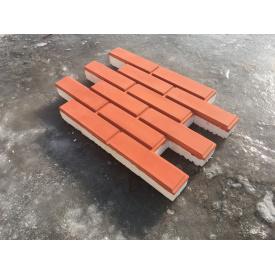 Фасадная плитка с утеплителем Rocky Фагот 20х450х650 мм