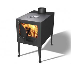 Печь буржуйка Теплынь для бани 11 кВт