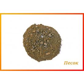 Песок карьерный не сеянный Беляевский 2 мм