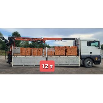 Аренда грузовика с краном-манипулятором ATLAS 145.2 (12 т)
