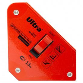 Держатель магнитный отключаемый 13кг 100×95×110мм (45,90,135°) ULTRA (4270122)