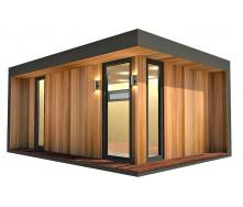 Барнхаус сучасний модульний будинок 6х4 м